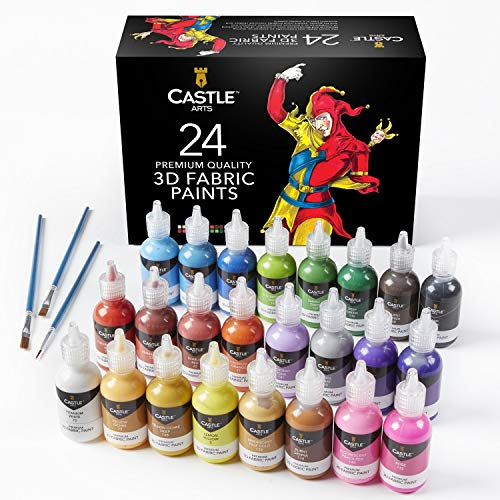 Castle Art Supplies 3D