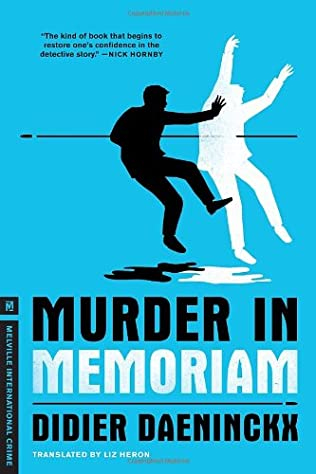 book cover of Murder in Memoriam