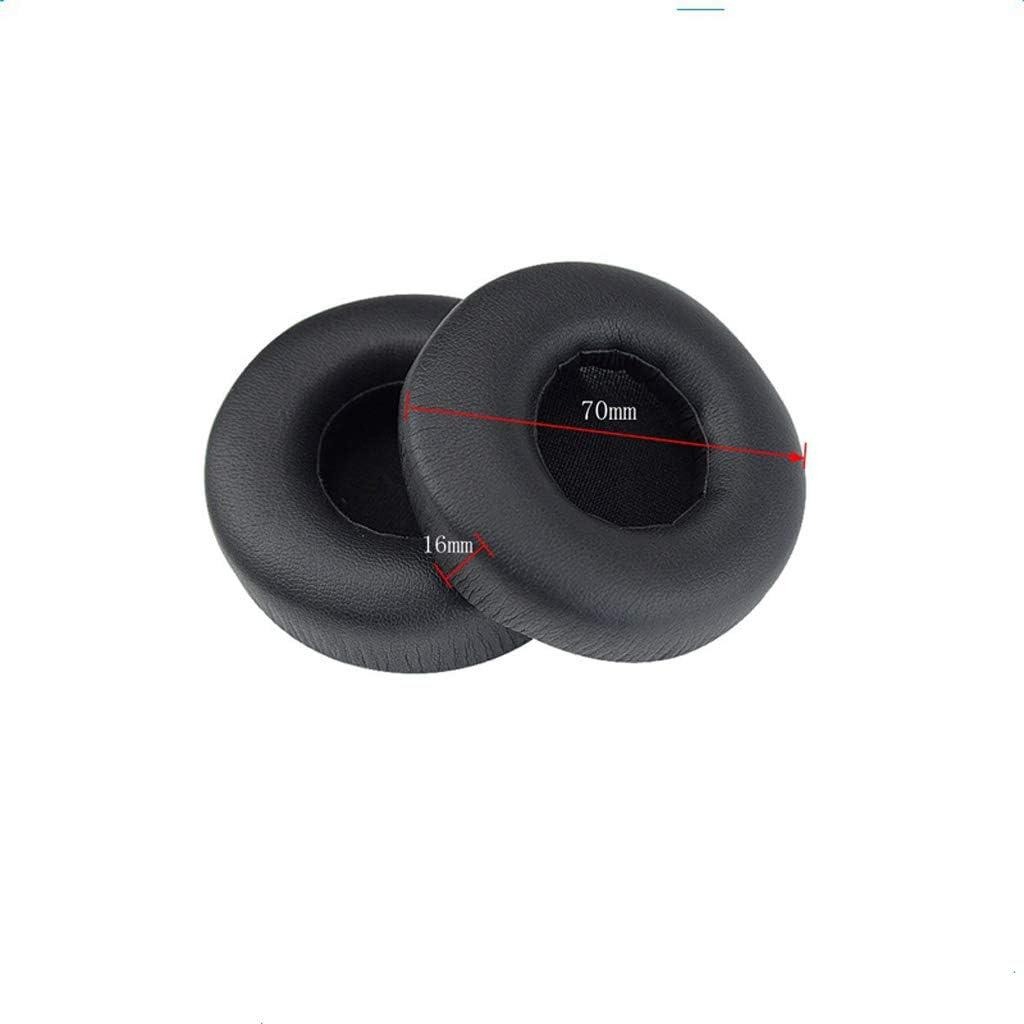 xcvz56dtee Adecuado para S Ony DRBTN200 BTN200 DR-BTN 200 Almohadillas de Repuesto para Auriculares
