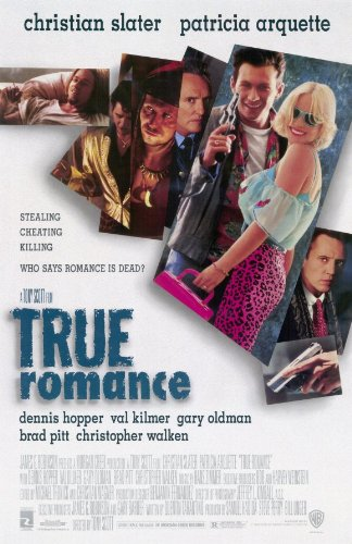 True Romance 11 x 17 Movie Poster - Style A