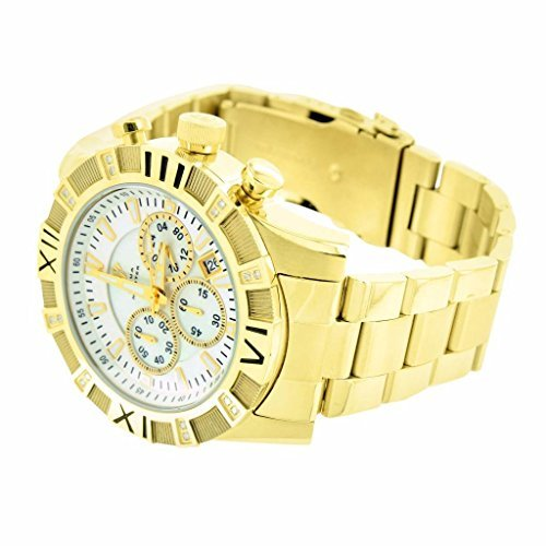 aqua master chronograph - 7