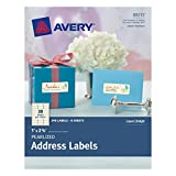 Avery Pearlized Address Labels 0, 1