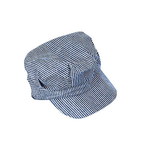 U S Toy Engineer Hat Stripes product image