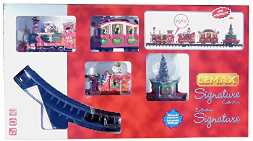 Lemax Signature Collection North Pole Railway - Michaels Exclusive by Lemax Signature (Image #1)