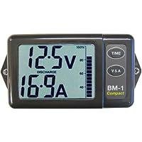 Clipper BM-1CG Battery Monitor Compact Grey (39402)