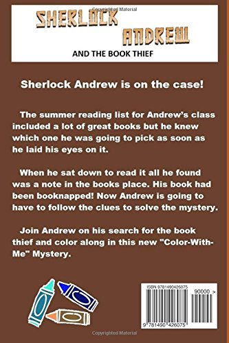 Buy Sherlock Andrew and the Book Thief: A \
