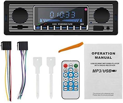 gaixample.org Car Stereos Audio Kamenda Vintage Car Radio MP3 ...