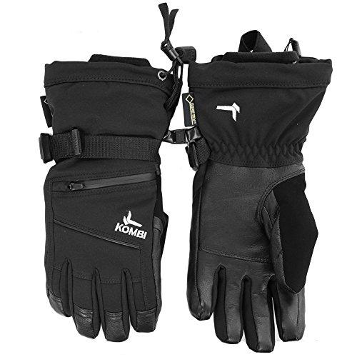 Kombi Insulated Gloves - Kombi Women's Sanctum Gloves, Black, Small