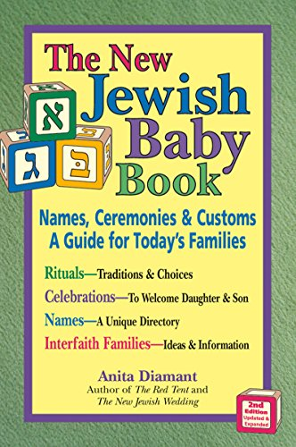 (New Jewish Baby Book (2nd Edition): Names, Ceremonies & Customs_A Guide for Today's Families)