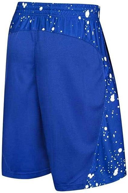 Wang5997 Pantalones Cortos de Bolsillo de Playa for Hombres ...