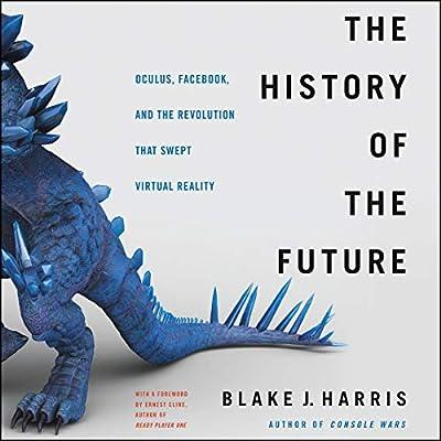 8325b4e9673 Amazon.com  The History of the Future  Oculus