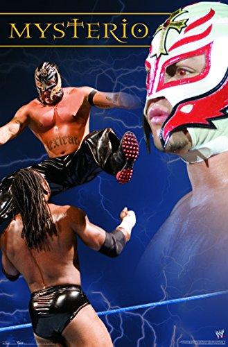(Trends International WWE Mysterio Wall Poster 22.375