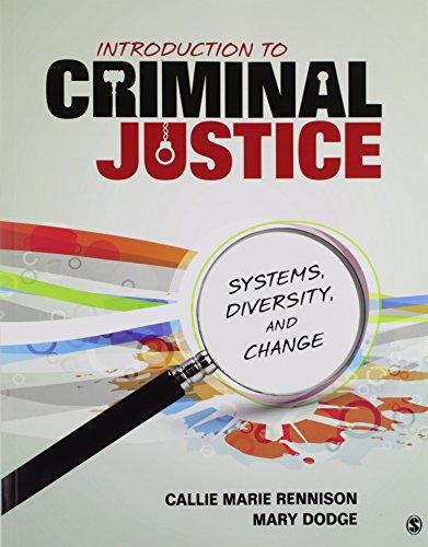 BUNDLE: Rennison: Introduction to Criminal Justice + Johnston: Careers in Criminal Justice