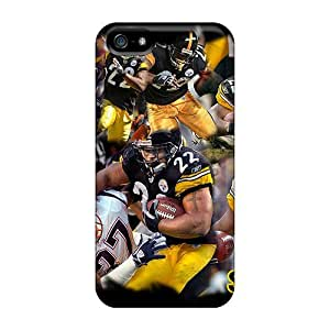 Premium Pittsburgh Steelers Heavy-duty Protection Case For Iphone 5/5s
