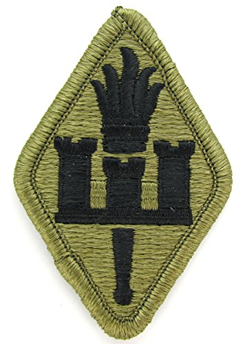 Unit Patch - Engineer Training School OCP Patch - Scorpion W2