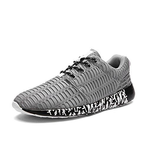 Zapatos de verano de manera simple/Zapatos hombre casual cómodo y respirable A