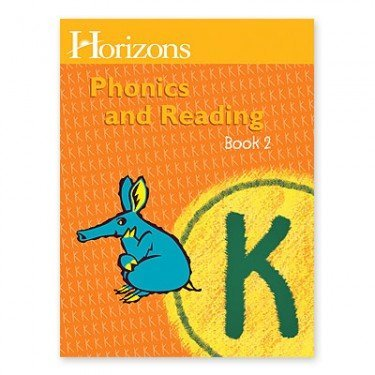 Horizons K Phonics and Reading Book 2 (Lifepac) by Alpha Omega Publications