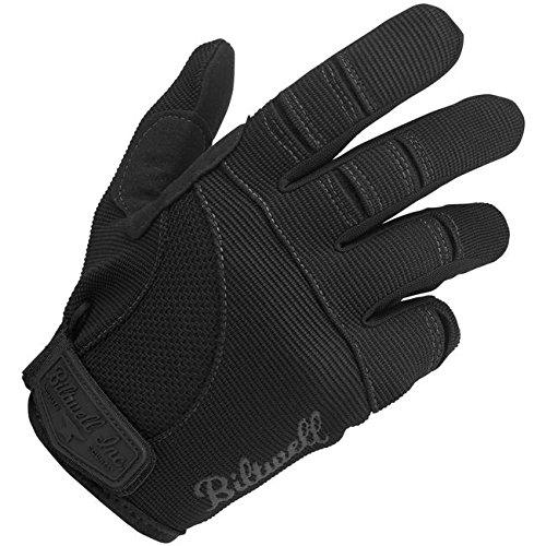 Biltwell Moto Gloves (Black, X-Large)