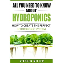 All You Need To Know About Hydroponics: How To Create The Perfect Hydroponic System