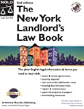 img - for New York Landlord's Law Book by Mary Ann Hallenborg (2003-07-03) book / textbook / text book