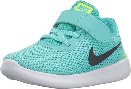 NIKE Girls Free RN Toddler Shoe (8 Toddler M)