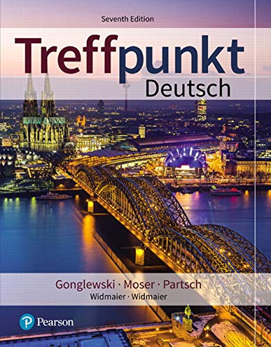 Treffpunkt Deutsch Plus MyLab German with eText -- Access Card Package (Multi Semester) (7th Edition)