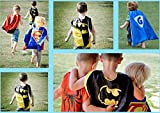 Superhero Capes for Kids Dress up Costumes