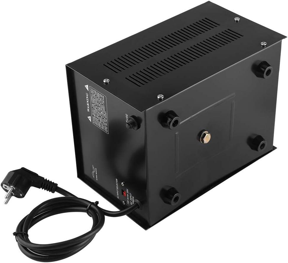 Prise UE Meiyya Convertisseur de r/égulateur de Tension 3000VA Transformateur 220v /à 110V Step Up//Down