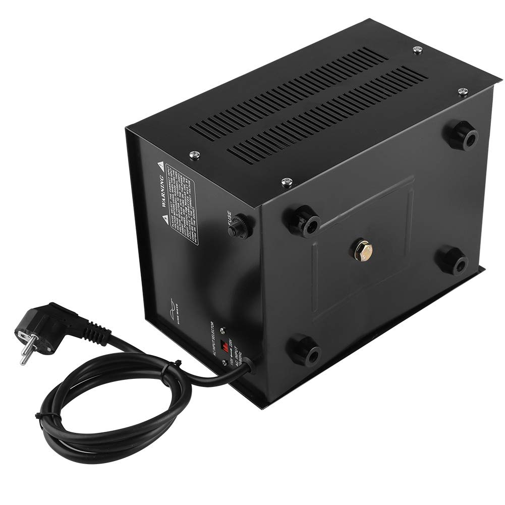 Convertisseur De Tension Convertisseur De Transformateur De R/éGulateur De Tension /éL/éVateur//Abaisseur De Tension 3000Va 220V /à 110V