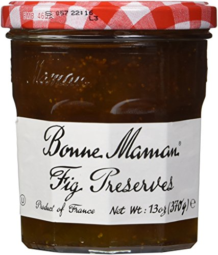 - Bonne Maman Fig Preserves, 13 oz