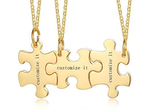 Amazon.com: MPRAINBOW - Puzzle personalizable de amistad ...