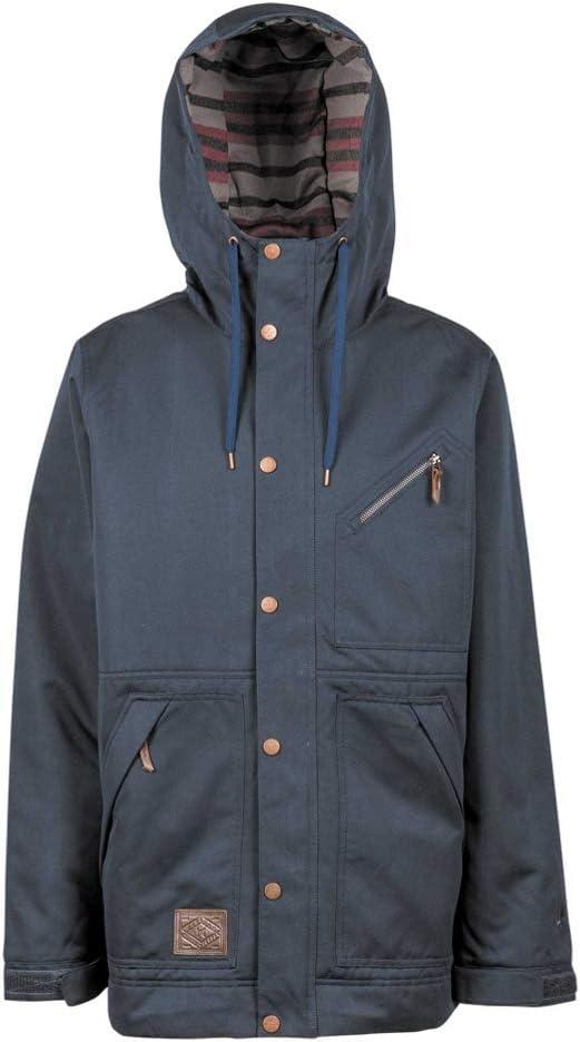 L1 Premium Goods Wilcox Mens Insulated Snowboard Jacket