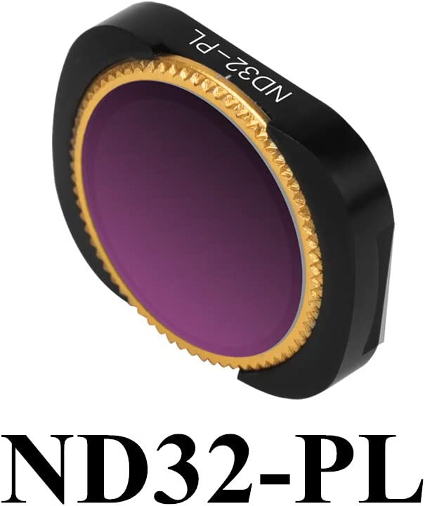 ND16-PL for DJI OSMO Pocket Accessories MCUV CPL ND4 ND8 ND16 ND32 ND64 Camera Lens Filter for DJI OSMO Pocket Gimbal Camera