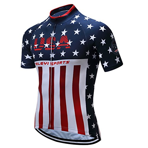 Star Cycling Jersey - 7