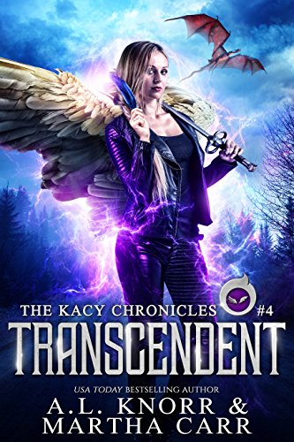Transcendent: The Revelations of Oriceran (The Kacy Chronicles Book 4) cover