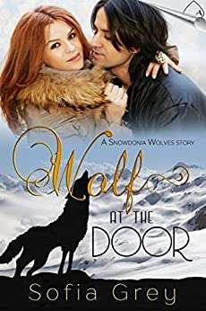Wolf at the Door (Snowdonia Wolves Book 1) by [Grey, Sofia]
