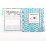 Recipe Keepsake Book - To My Daughter: With Love