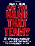 Can You Name That Team?, David B. Biesel, 0810845520