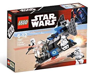 LEGO Star Wars Imperial Dropship 7667 by LEGO