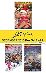 Harlequin Love Inspired December 2016 - Box Set 2 of 2: Mistletoe Daddy\An Aspen Creek Christmas\Yuletide Redemption