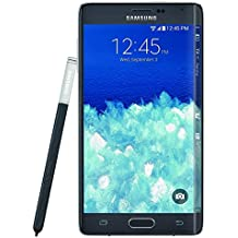 Samsung Galaxy Note Edge N915T 32GB (T-Mobile) Unlocked GSM 4G LTE 16MP Camera Smartphone w/ S Pen - Charcoal Black (Certified Refurbished)