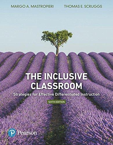 Inclusive Classroom (Loose) W/Access