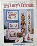 img - for Lucy's Friends (Cross Stitch Designs, #166) book / textbook / text book