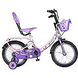 Hero SPEP16PK0002 Peppy Bike, Junior (Pink/Black)