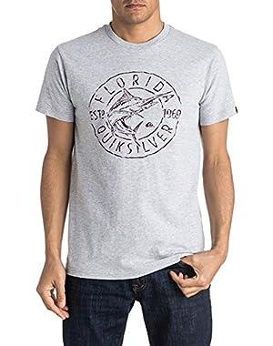 Mens Florida Stamp Short-Sleeve Shirt