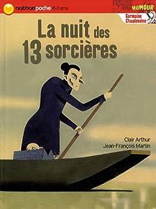 """Afficher """"Germaine Chaudeveine<br /> La nuit des 13 sorcières"""""""