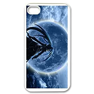 Generic Case Black Rock Shooter For iPhone 4,4S B8U7788731