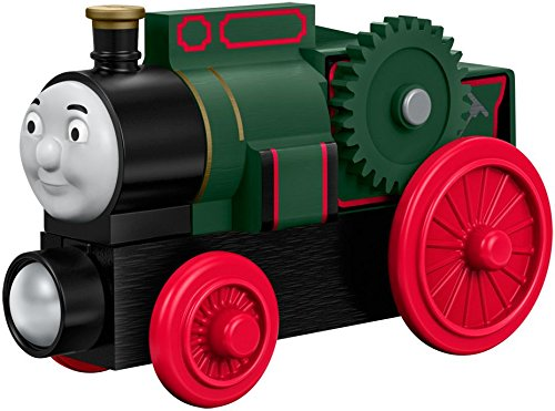 Fisher-Price Thomas The Train Wooden Railway Trevor Toy (Thomas Train Characters)