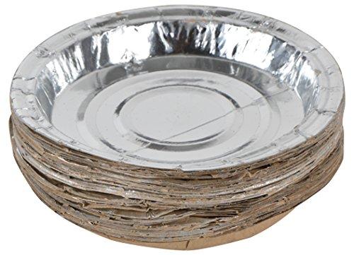 Shiva Disposable Paper Plate Set 17 cm 100-Pieces Silver Amazon.in Home \u0026 Kitchen  sc 1 st  Amazon.in & Shiva Disposable Paper Plate Set 17 cm 100-Pieces Silver: Amazon ...
