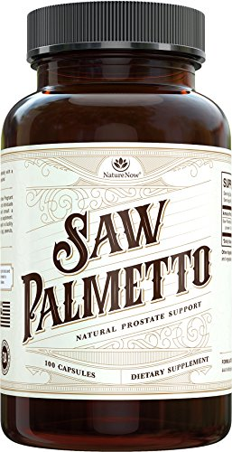 Palmetto Extract NatureNow Supplement Prostate product image